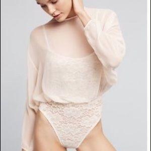 Jen Lace Bodysuit